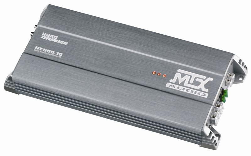 Усилитель MTX RT 500.1D | Купить автомобильную аудио- и ...